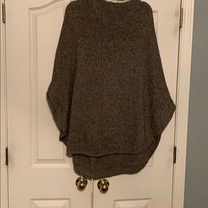 Tan Sweater for a Night out by the fire